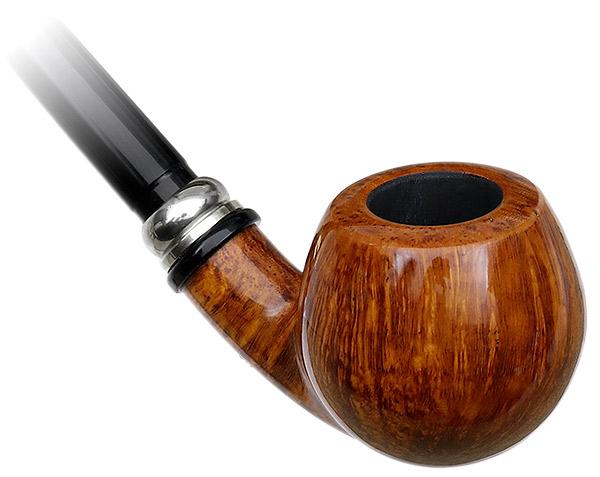 Neerup Classic Smooth Bent Apple Churchwarden (3)