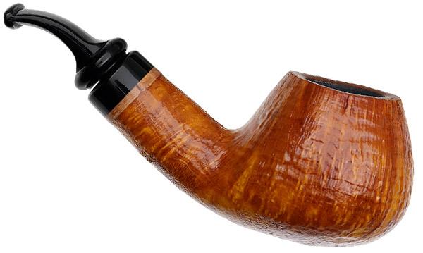Neerup P. Jeppesen Handmade Ida Easy Cut Sandblasted Bent Brandy (2)