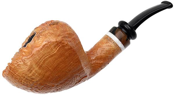 Neerup P. Jeppesen Handmade Ida Easy Cut Sandblasted Bent Dublin (3)