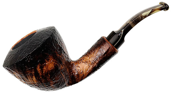 Neerup Basic Sandblasted Bent Dublin (2)