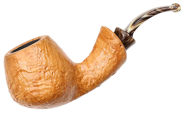 Neerup Basic Sandblasted Bent Brandy (3)