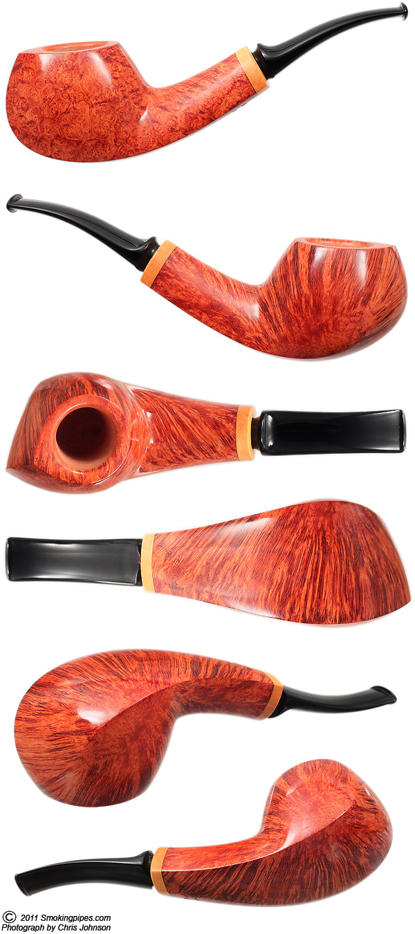 Smooth Freehand Sitter with Boxwood