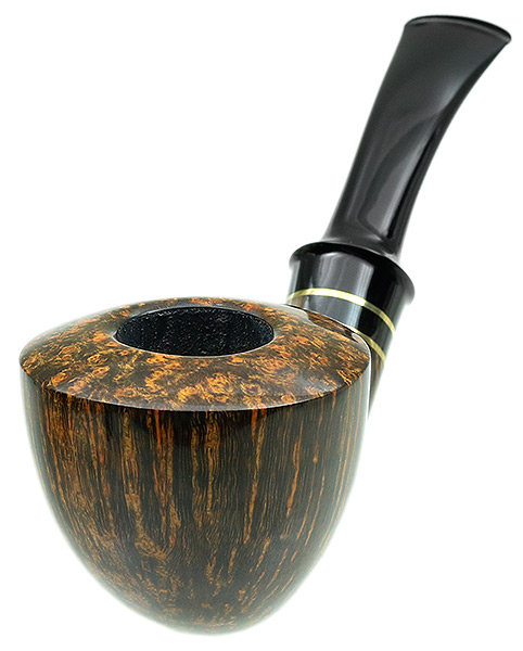 Tom Eltang Smooth Bent Dublin with Brass and Horn