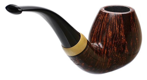 Tom Eltang Smooth Bent Brandy with Boxwood