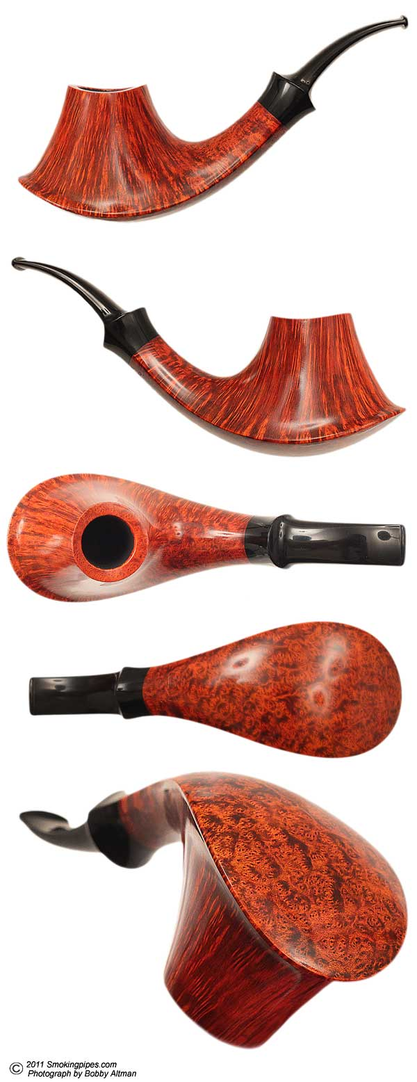 Smooth Volcano (Lion)  sc 1 st  Smoking Pipes & Lasse Skovgaard Smooth Volcano (Lion)   Buy Lasse Skovgaard Tobacco ...