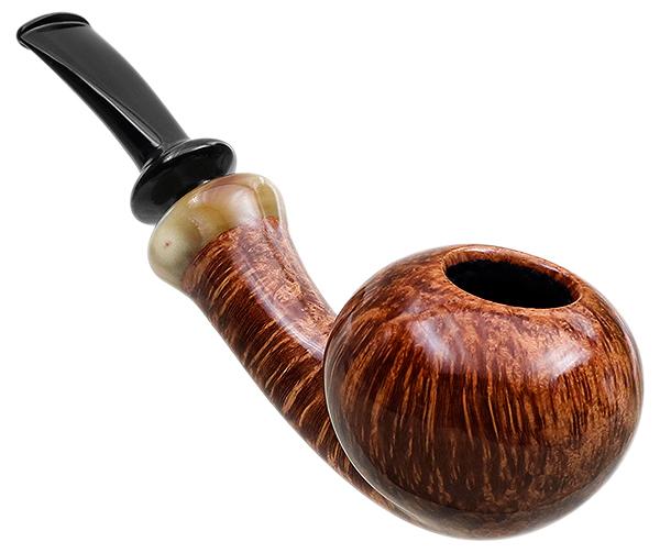 Lasse Skovgaard Smooth Bent Apple with Horn (Lion)