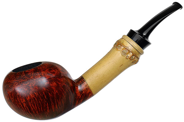 Ichi Kitahara Smooth Apple with Bamboo and Boxwood