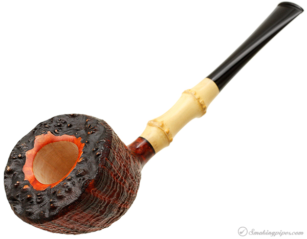 Gregor Lobnik Sandblasted Bent Dublin with Bamboo