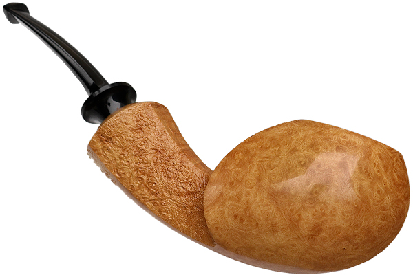 J. Alan Pipes Partially Sandblasted Fugu (1404)