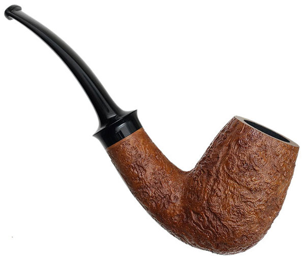 Brad Pohlmann Sandblasted Bent Billiard