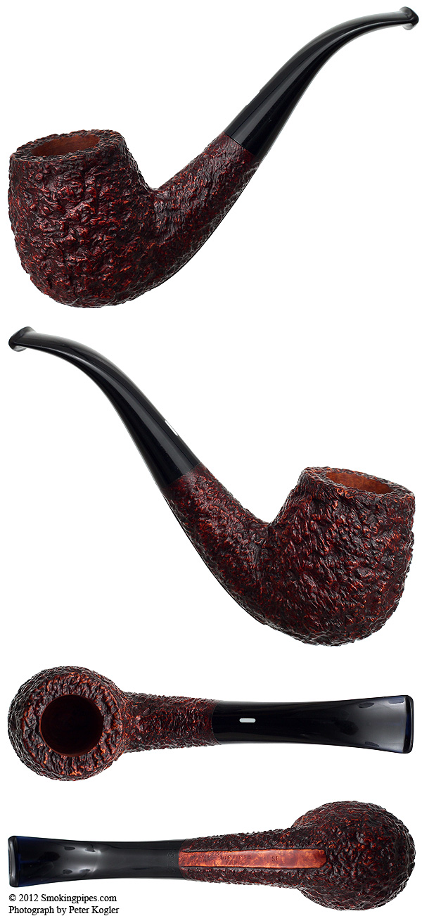 Sea Rock Briar Bent Billiard (KKKK)