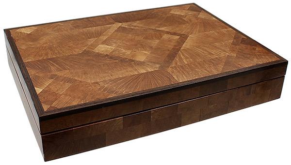 Castello Castello 4 Pipe Set with Wooden Box