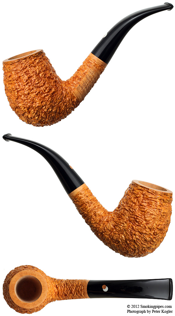 Rusticated Bent Billiard