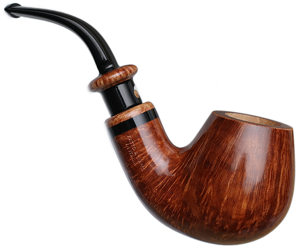Claudio Cavicchi Brown Smooth Bent Billiard