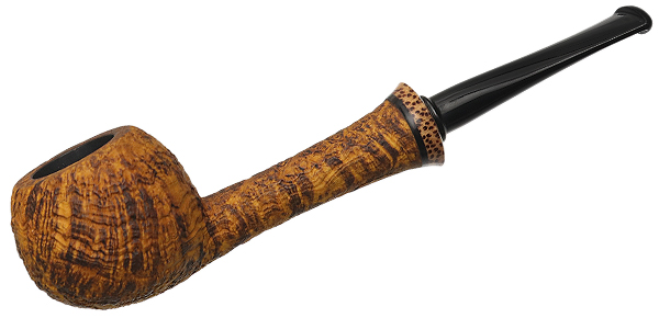 Il Duca Sandblasted Apple with Red Palm (B)