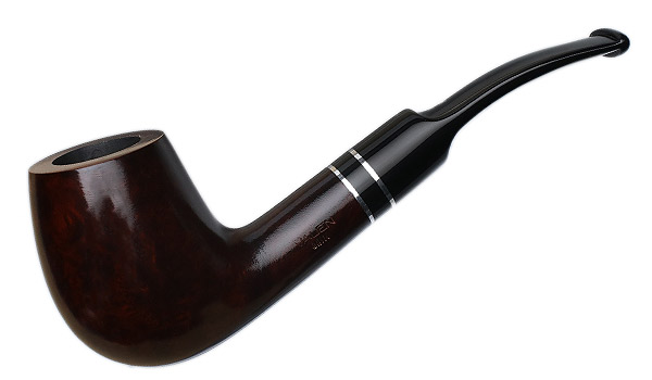 Vauen Basic Smooth Bent Billiard (1400) (9mm)