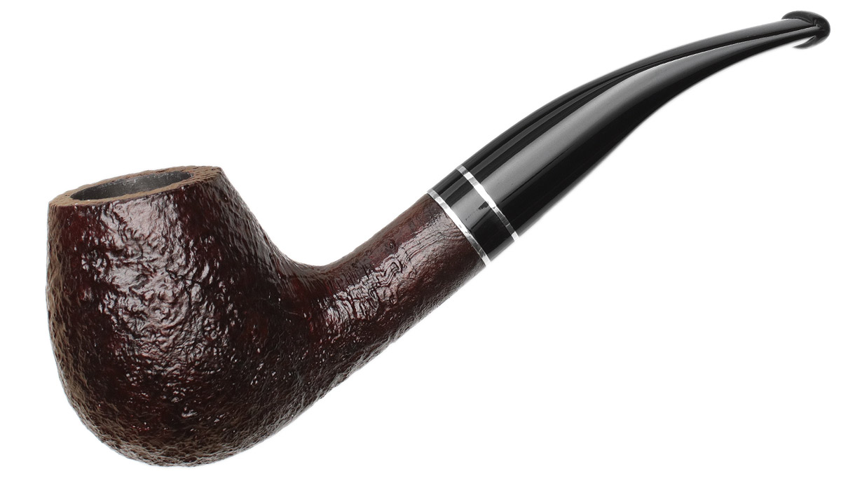 Vauen Basic Sandblasted Bent Brandy (4300) (9mm)