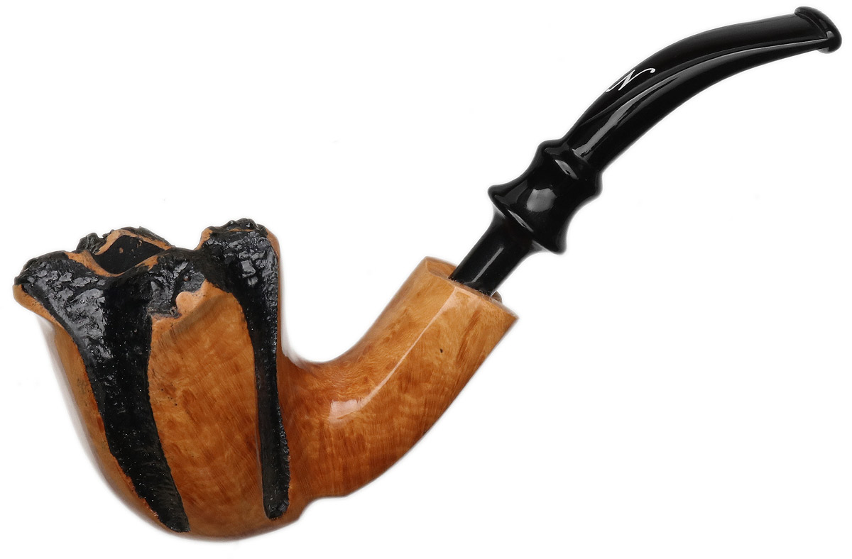 Nording Spiral Natural Partially Rusticated Bent Dublin