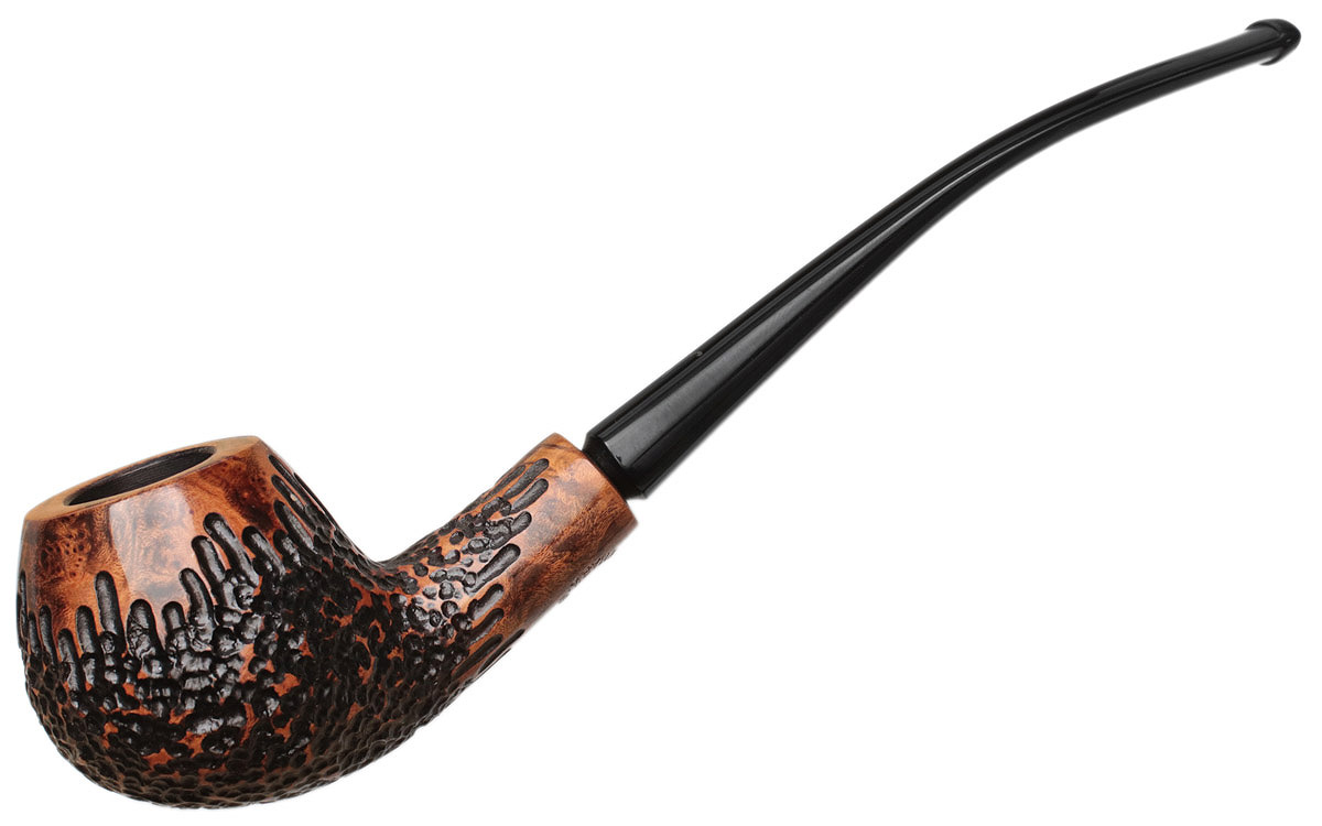 Nording Viking Classic Partially Rusticated Bent Apple