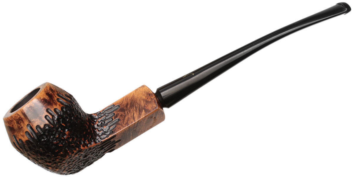 Nording Viking Classic Partially Rusticated Bent Bulldog