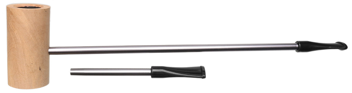 Nording Compass Raw Churchwarden (with Extra Stem)