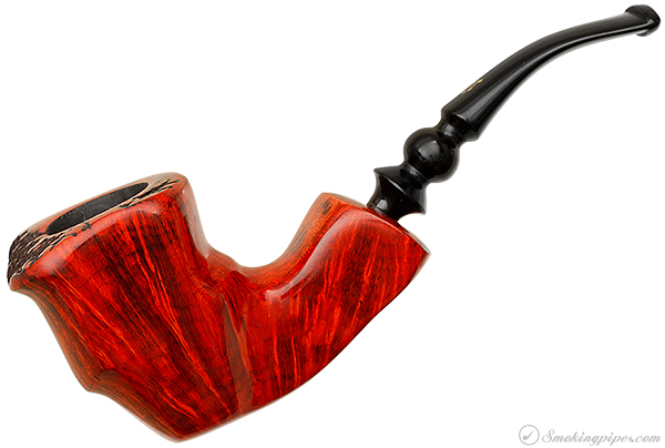 Nording Orange Grain Smooth Freehand (2)
