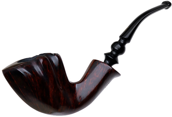 Burgundy Grain Bent Dublin (3)