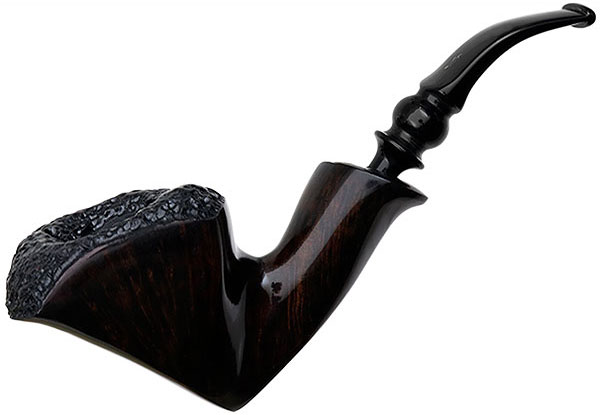 Nording Brown Grain Bent Dublin (Oversized)