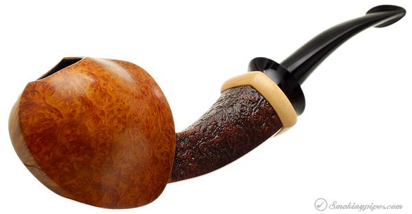 Michael Lindner Design Grade Partially Sandblasted Blowfish