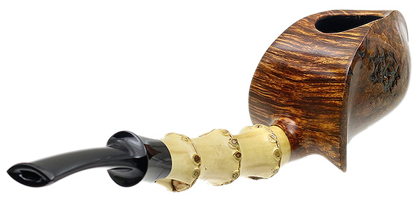 Scott Klein Smooth Blowfish with Bamboo