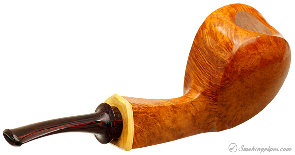 Gabriele Smooth Blowfish with Boxwood (Snail)
