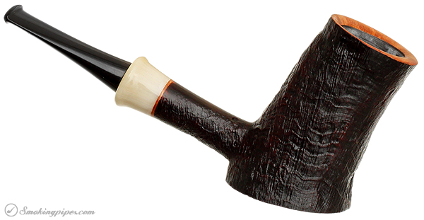 Gabriele Sandblasted Volcano with Horn (Turtle)