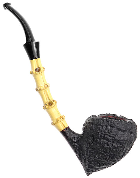 Chris Asteriou Sandblasted Acorn with Bamboo (90/17)