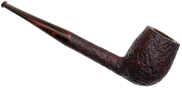 Chris Asteriou Sandblasted Billiard (109/17)