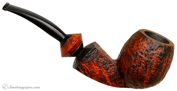 Werner Mummert Sandblasted Bent Apple