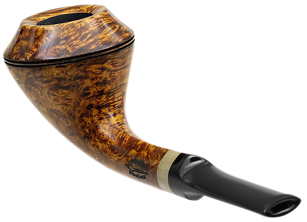 Geiger Smooth Bulldog with Horn