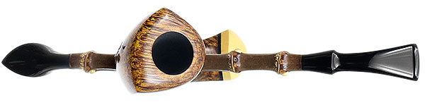 Geiger Smooth Speared Fish with Bamboo and Boxwood