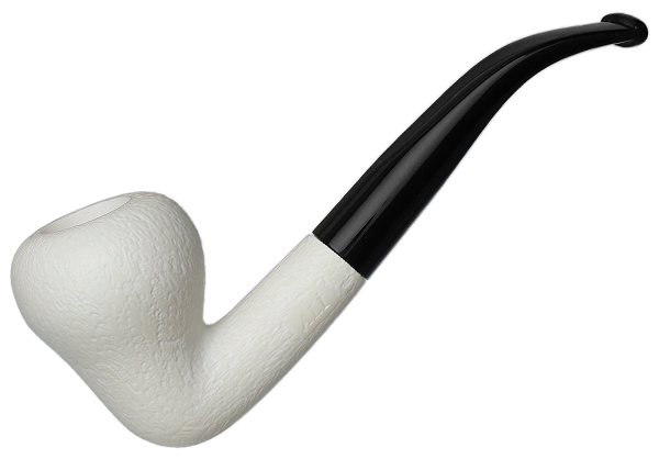 AKB Meerschaum Smooth Acorn (Ali) (with Case)