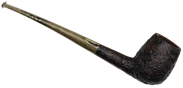Nate King Sandblasted Billiard (423)