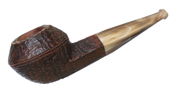 Vintage Stout Sandblasted Squat Bulldog