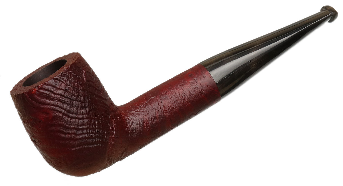 Ropp Ruby Sandblasted Large Billiard