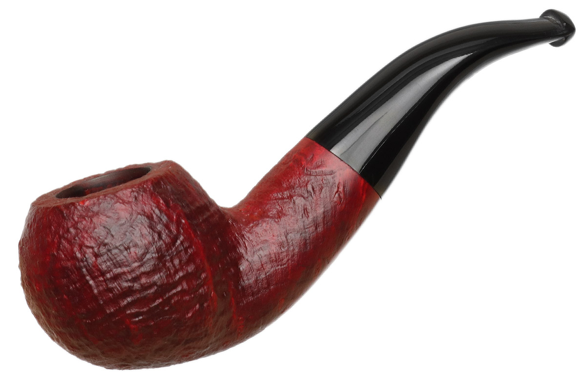 Ropp Ruby Sandblasted Author