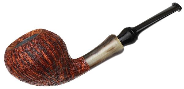 Abe Herbaugh Sandblasted Acorn with Horn