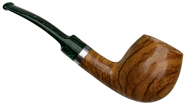 Jacono Olivewood Bent Apple