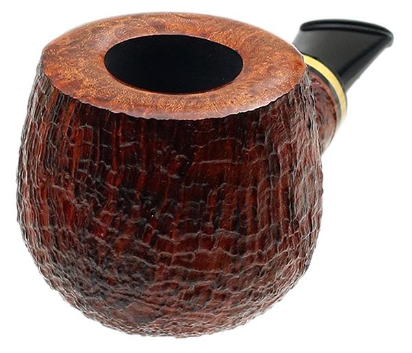 Alexander Tupitsyn Sandblasted Pot with Boxwood