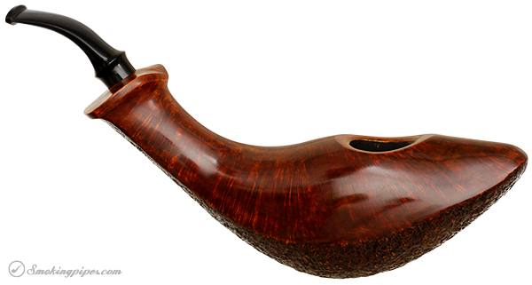 Tsuge Ikebana Partially Sandblasted Whale (J)