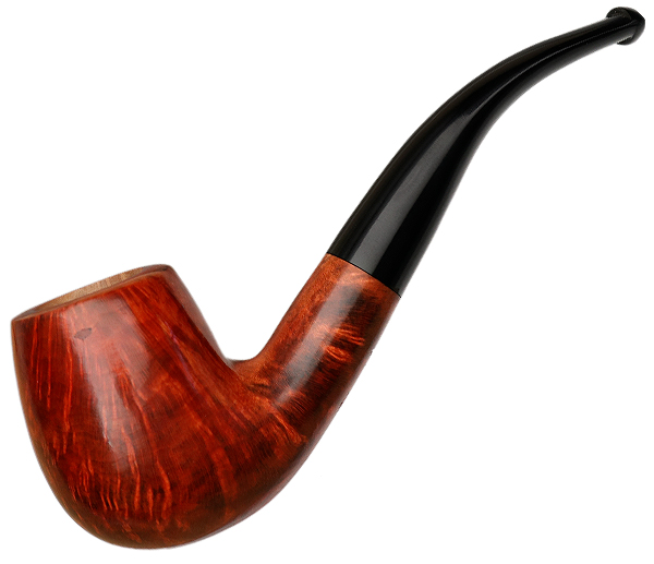 Smooth Bright Bent Billiard