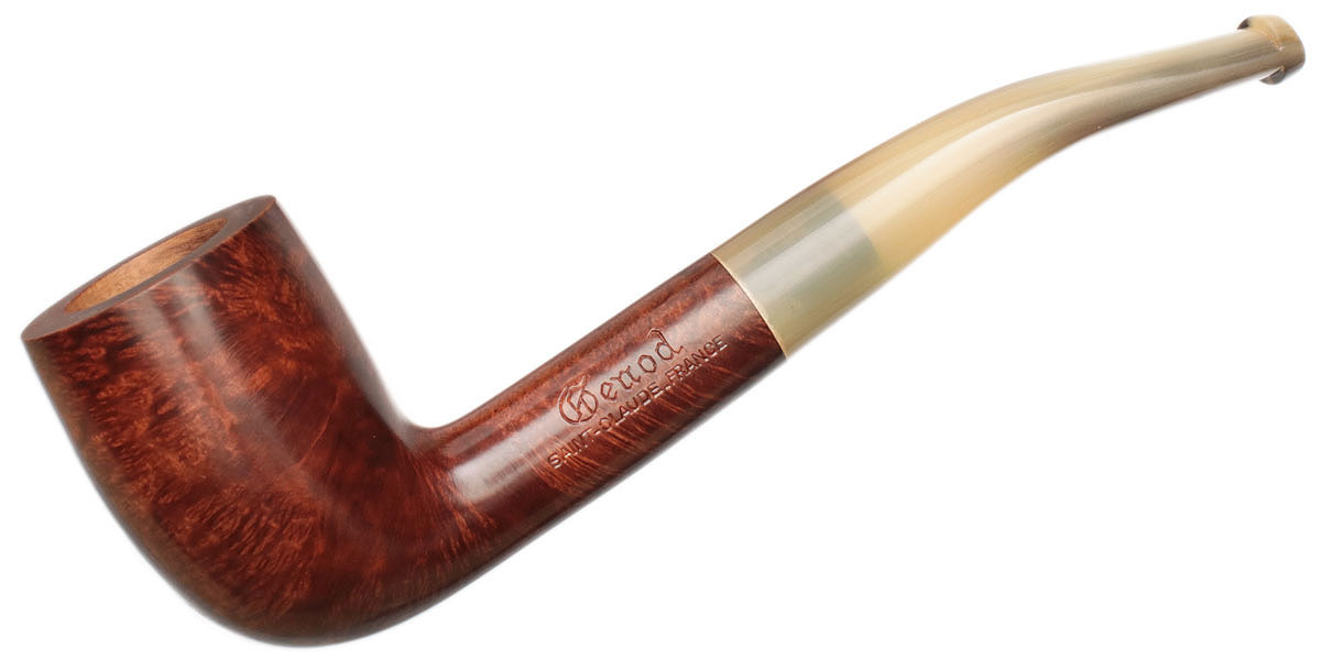 Genod Smooth Bent Billiard with Horn