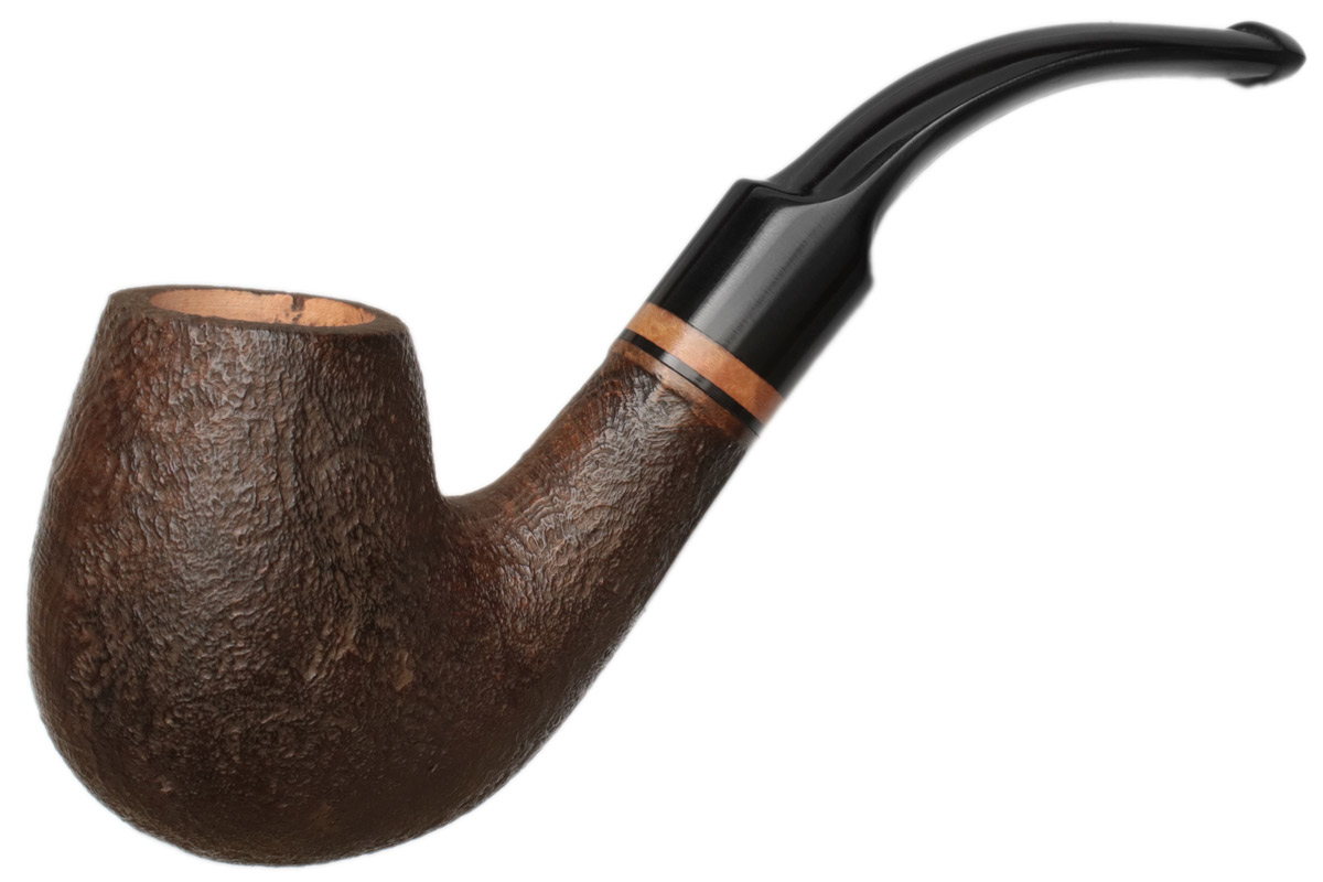 Genod Sandblasted Bent Brandy
