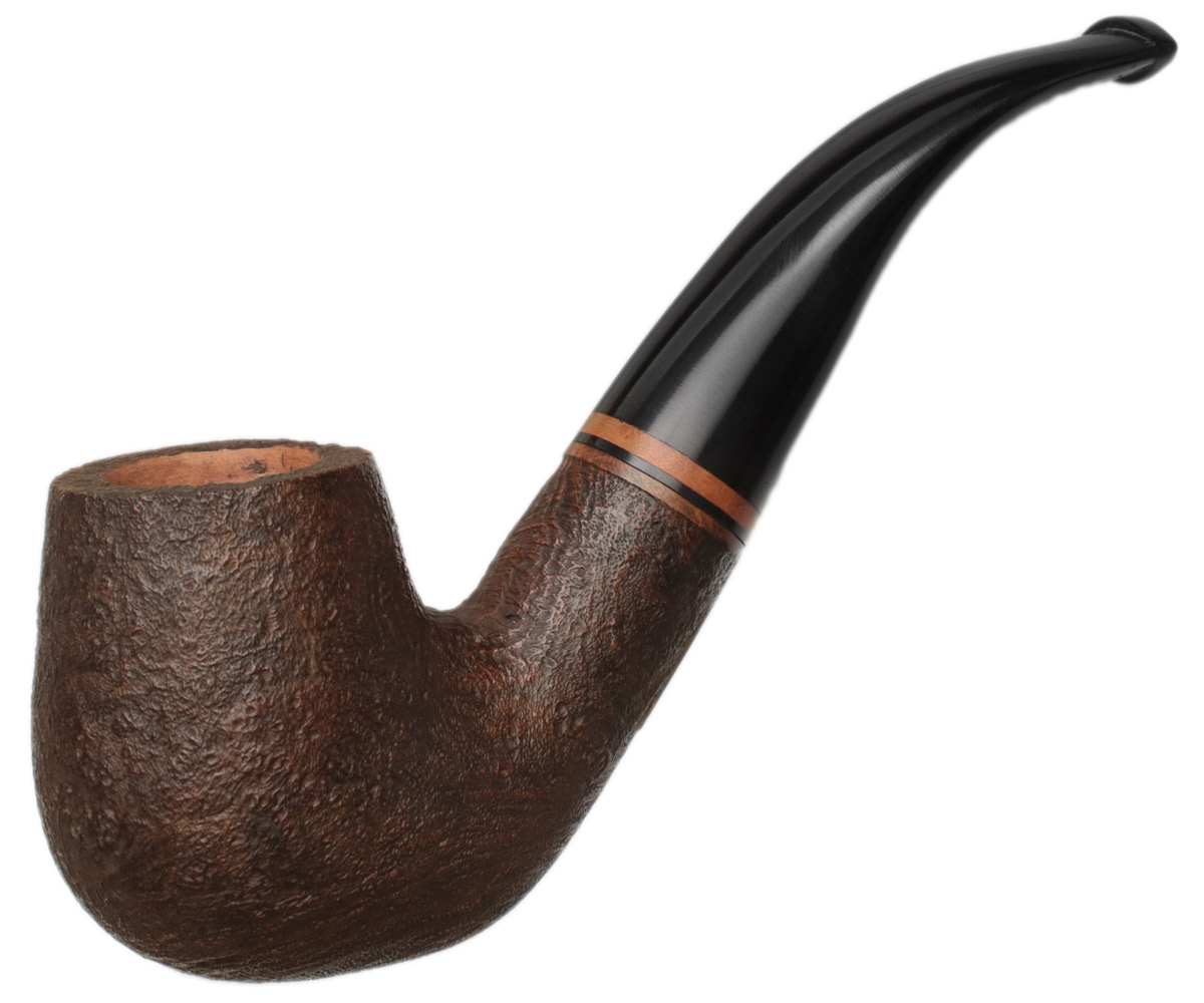 Genod Sandblasted Bent Billiard